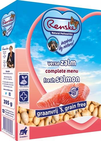 Renske vers vlees zalm graanvrij