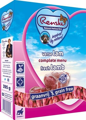 Renske vers vlees lam graanvrij