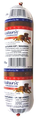 Naturis houdbaar kip/makreel