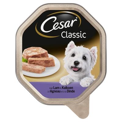 Cesar alu classic pate met lam en kalkoen