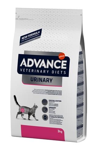 Advance veterinary cat urinary