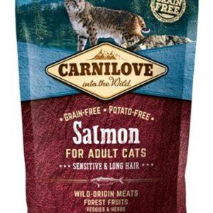 Carnilove salmon sensitive / long hair