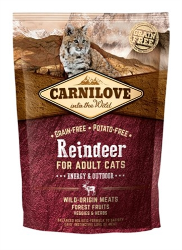 Carnilove reindeer energy / outdoor