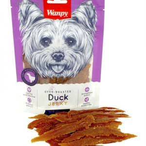Wanpy oven-roasted duck jerky