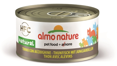 Almo nature cat tonijn/sardines